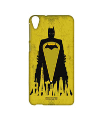 Batman Bat Signal Sublime Case For Htc Desire 820Q - Multicolor