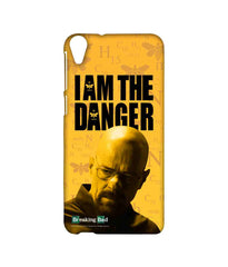 Breaking Bad I Am The Danger  Sublime Case For Htc Desire 820Q - Multicolor