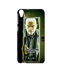 Breaking Bad Stay Out Of My Territory  Sublime Case For Htc Desire 820Q - Multicolor