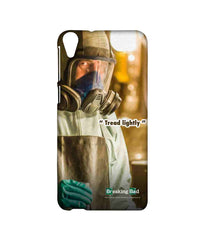 Breaking Bad Tread Lightly  Sublime Case For Htc Desire 820Q - Multicolor