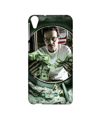Breaking Bad Washing Dollars  Sublime Case For Htc Desire 820Q - Multicolor