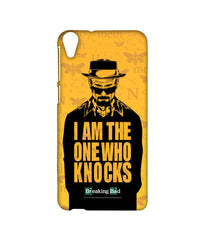 Breaking Bad The One Who Knocks  Sublime Case For Htc Desire 820S - Multicolor