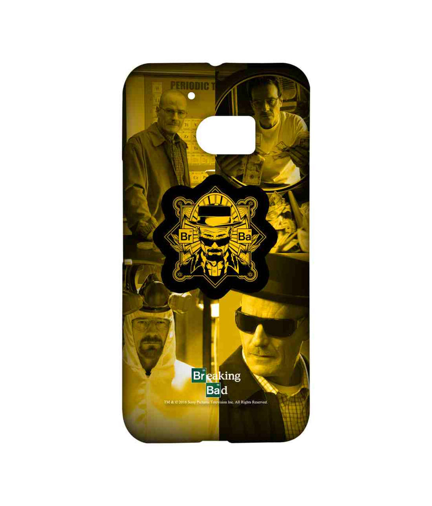 Breaking Bad Walter White 5 in One Sublime Case for HTC 10