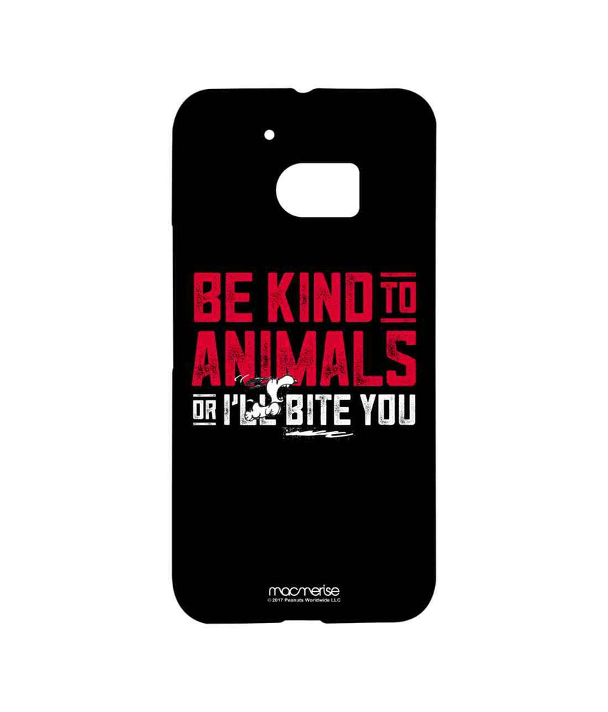 Snoopy Be Kind to Animals Sublime Case for HTC 10