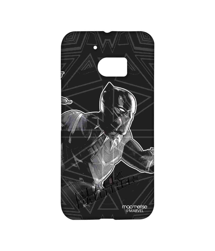 Captain America: Civil War Black Panther Stare Sublime Case for HTC 10