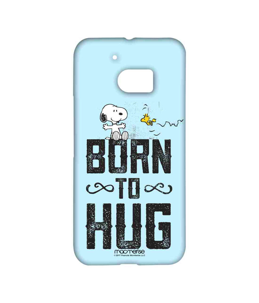Snoopy Born to Hug Sublime Case for HTC 10