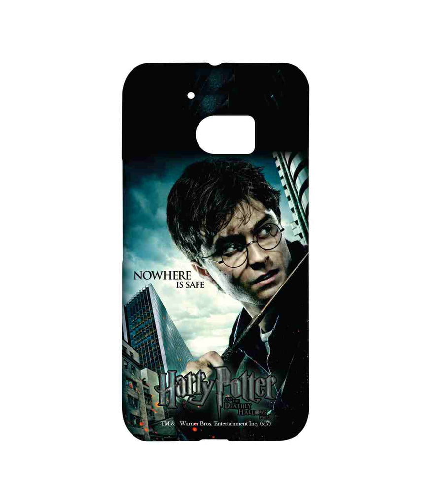 Harry Potter Harry Nowhere is Safe Sublime Case for HTC 10