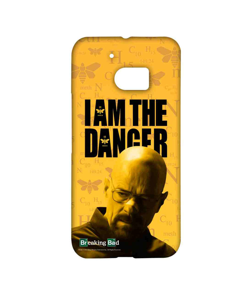 Breaking Bad Walter White I am the Danger Sublime Case for HTC 10