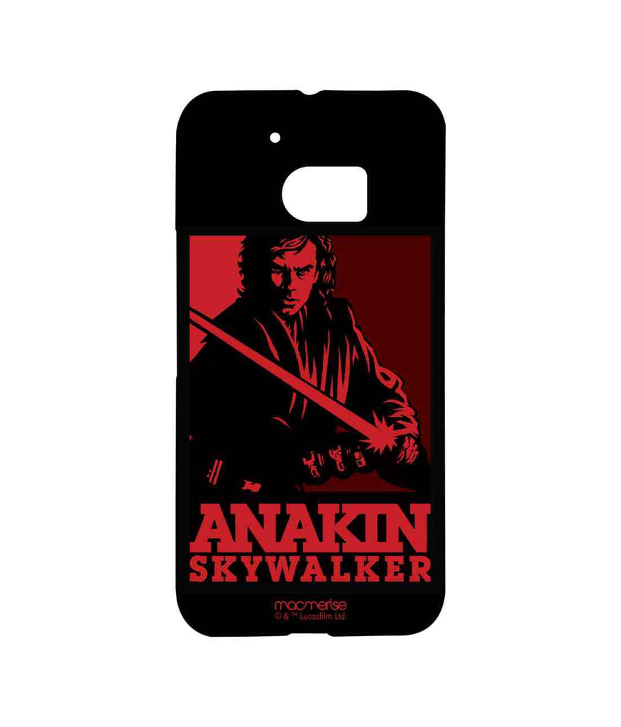 Star Wars Anakin Skywalker and Darth Vader Iconic Anakin Sublime Case for HTC 10