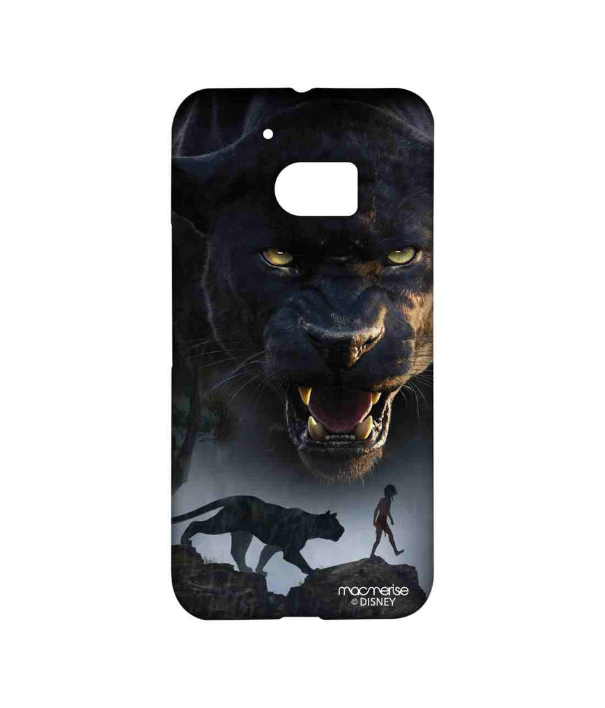 Disney The Jungle Book Mowgli and Bagheera Jungle Book Heroes Sublime Case for HTC 10