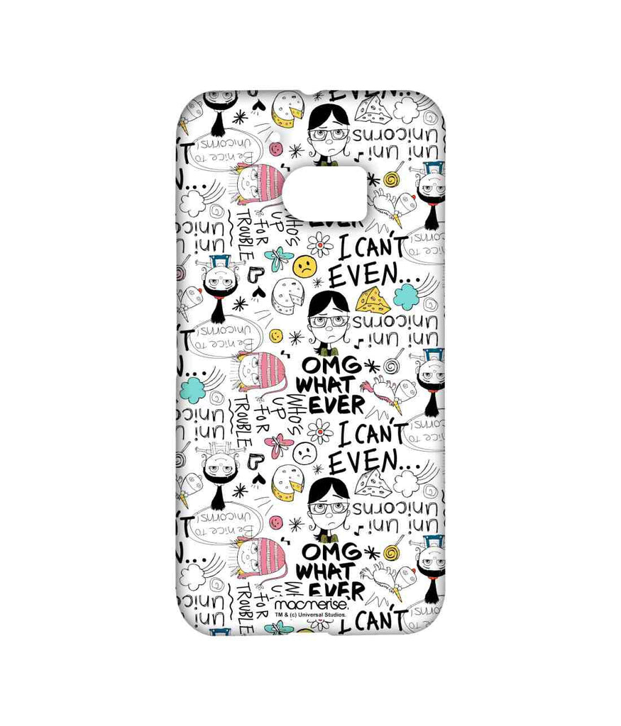 Despicable Me Margo Just Cant Sublime Case for HTC 10