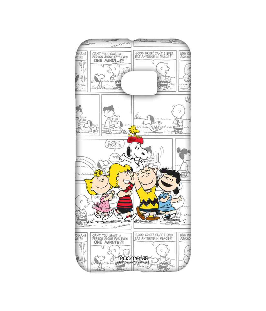Snoopy Peanuts Characters Sublime Case for HTC 10