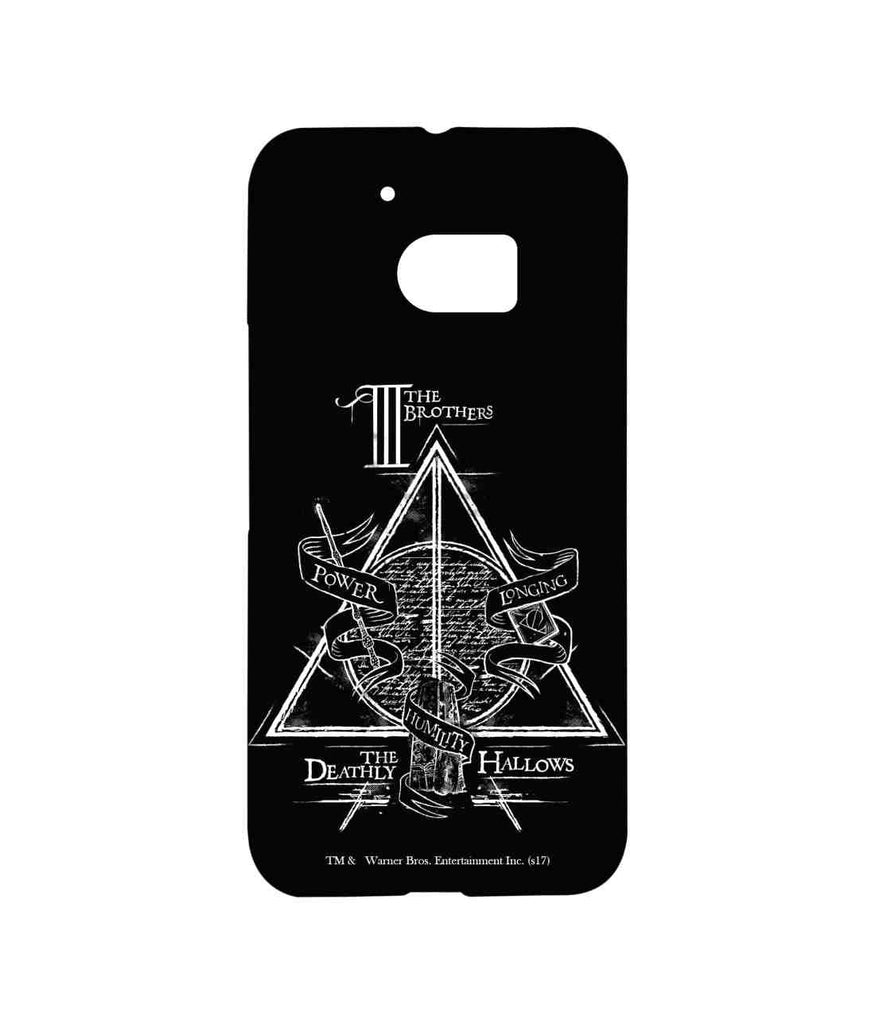 Harry Potter The Deathly Hallows Sublime Case for HTC 10