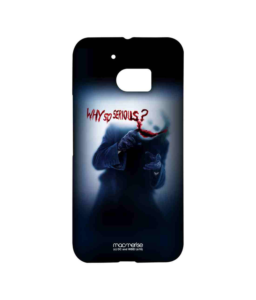 Batman The Dark Knight Joker Why So Serious Sublime Case for HTC 10