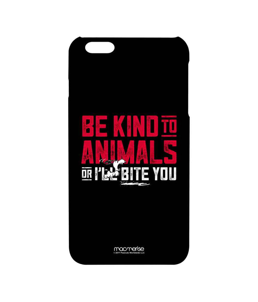 Snoopy Be Kind to Animals Pro Case for iPhone 6 Plus
