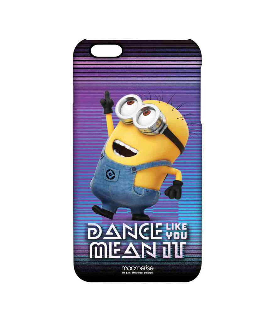 Despicable Me Minion Bob Happy Dance Bob Pro Case for iPhone 6 Plus