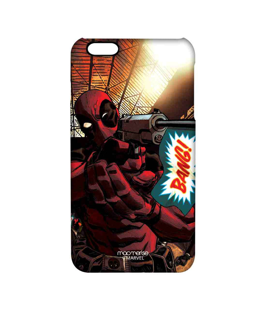 Comics Deadpool takes Aim Pro Case for iPhone 6 Plus