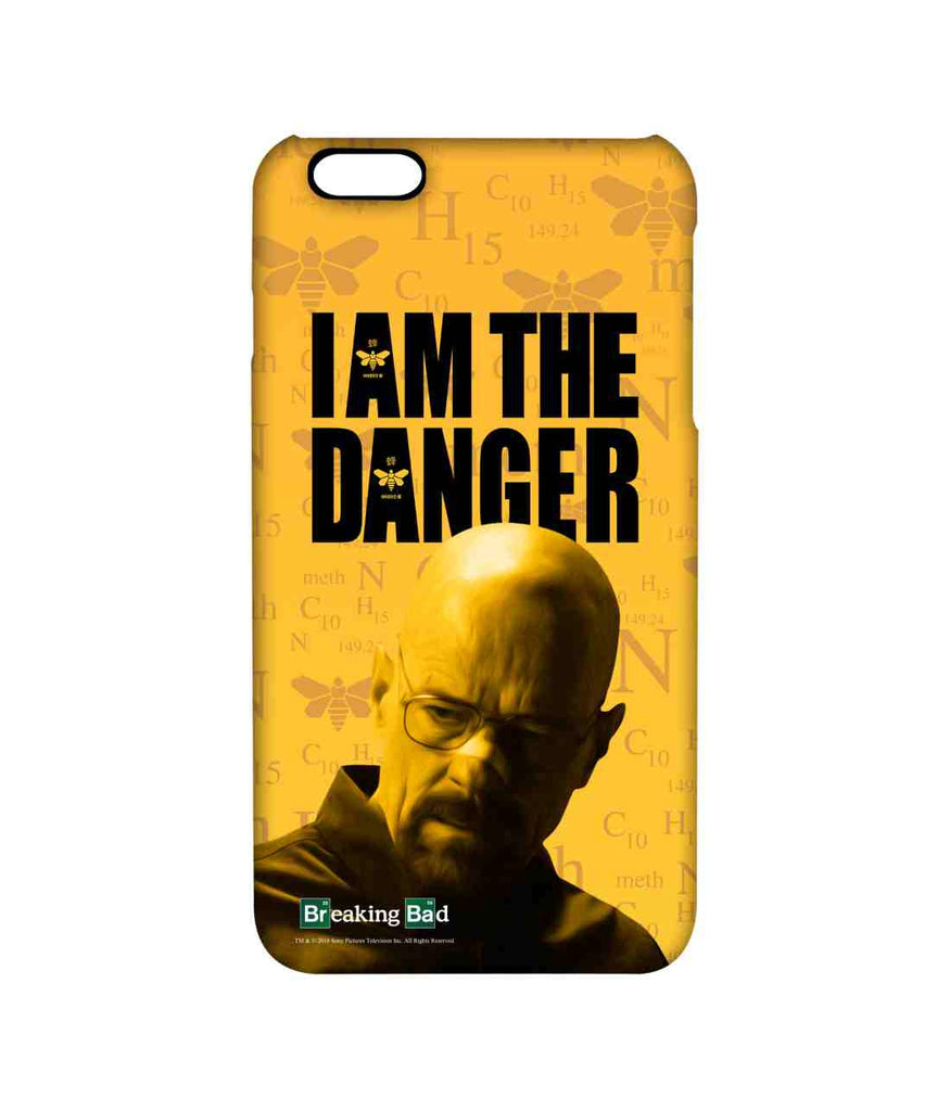 Breaking Bad Walter White I am the Danger Pro Case for iPhone 6 Plus