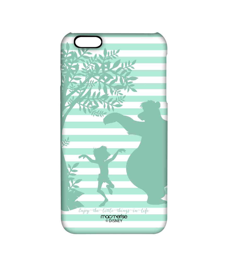 Disney The Jungle Book Mowgli and Baloo Mowgli and Baloo Stripes Pro Case for iPhone 6 Plus