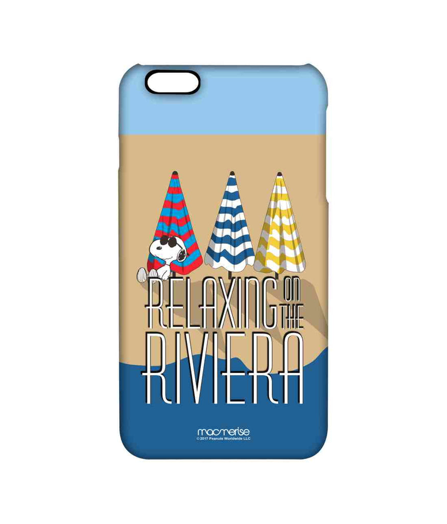 Snoopy Relaxing on the Riviera Pro Case for iPhone 6 Plus