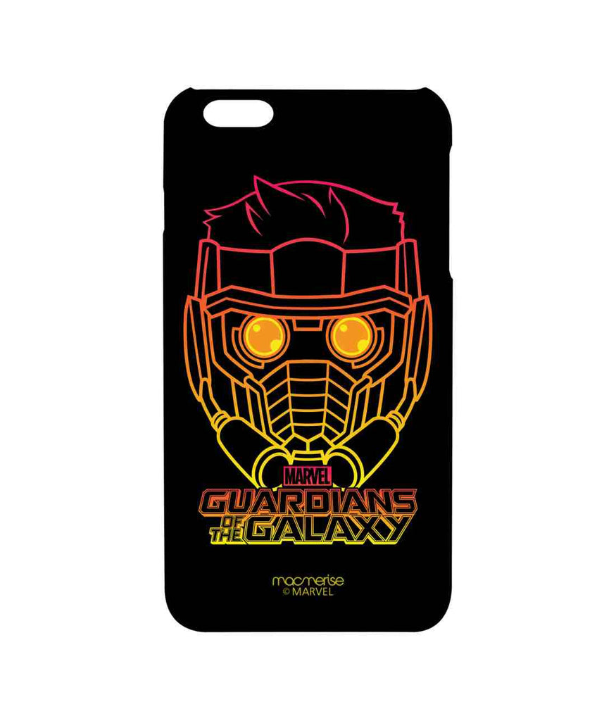 Guardians of the Galaxy Star Lord Mask Pro Case for iPhone 6 Plus