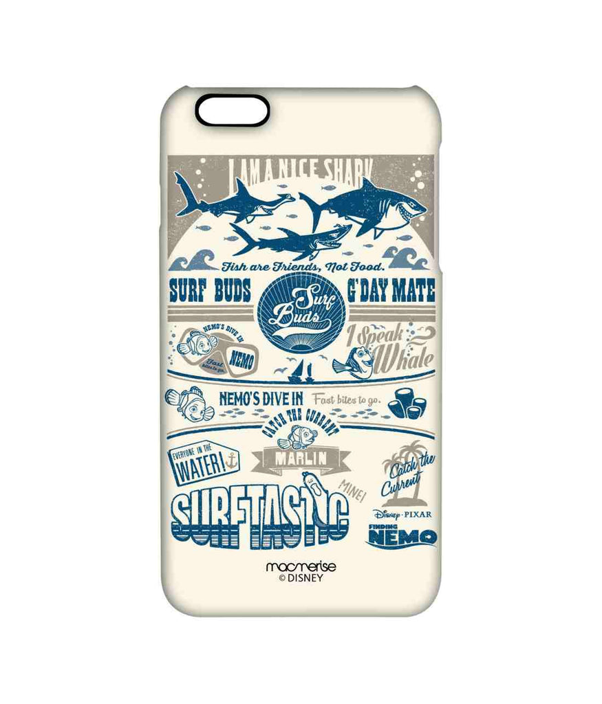 Disney Finding Dory Surfbuds Pro Case for iPhone 6 Plus