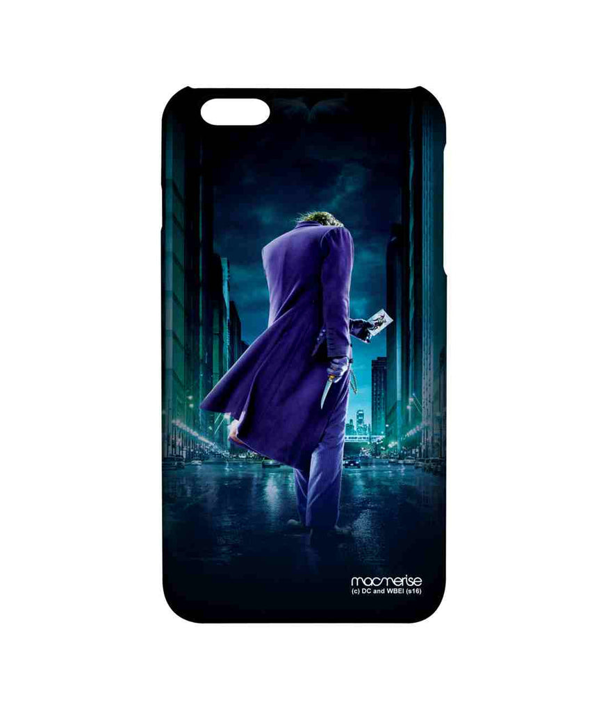 Batman The Dark Knight Joker Who am I Pro Case for iPhone 6 Plus