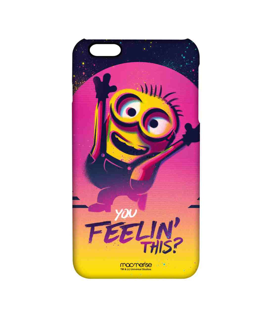 Despicable Me Minion Bob You Feeling This Pro Case for iPhone 6 Plus