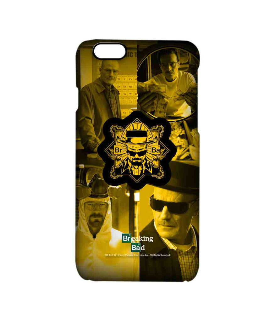 Breaking Bad Walter White 5 in One Pro Case for iPhone 6S