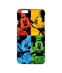 Disney Mickey Mouse Shades of Mickey Pro Case for iPhone 6S