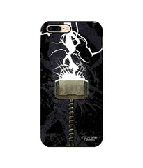 Thor The Thunderous Hammer Tough Case for iPhone 8 Plus - Multicolor