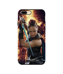Thor Valkyrie in Action Tough Case for iPhone 8 Plus - Multicolor