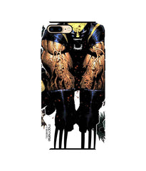 X-Men Wounded Wolverine Tough Case for iPhone 8 Plus - Multicolor