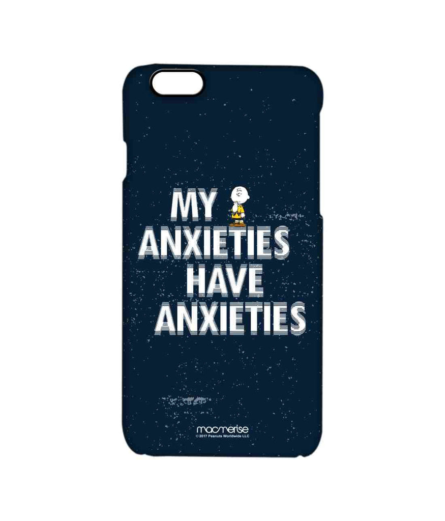 Snoopy Anxieties Issue Pro Case for iPhone 6