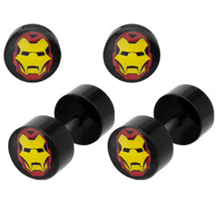 Ironman Back Studs