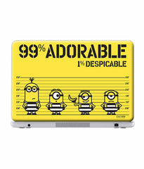 Despicable Me Adorably Despicable for 15.4