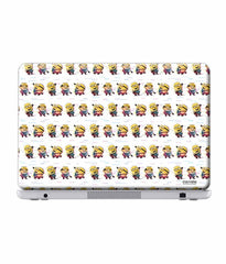 Despicable Me Groovy Minions White for 13.3