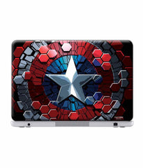Captain America Hex Shield for 15.5