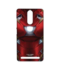 Captain America: Civil War Ironman Suit up Ironman Sublime Case for Lenovo Vibe K5 Note