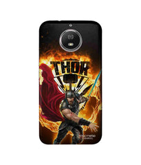 Thor Fiery Thor Sublime Case for Moto G5s Plus - Multicolor