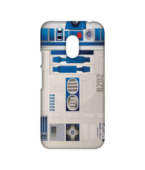 Star Wars R2D2 Attire R2D2 Sublime Case for Moto G4 Play