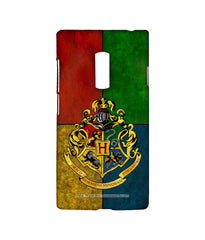 Harry Potter Hogwarts Sigil Sublime Case for OnePlus Two