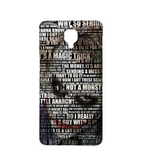 Batman The Dark Knight Joker Quotes Sublime Case for OnePlus Three