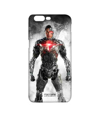 Justice League Cyborg Stance Pro Case for OnePlus 5 - Multicolor