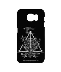 Harry Potter The Deathly Hallows Pro Case for Samsung S6 Edge Plus