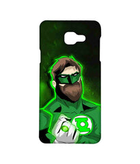 Green Lantern Beard Club Green Lantern Sublime Case for Samsung C7 Pro - Multicolor