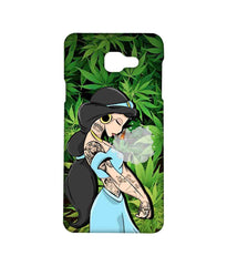 Disney-Princess Beard Club  Jasmine Sublime Case for Samsung C7 Pro - Multicolor