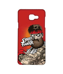 Street Fighter Beard Club  Street Fighter Ryu Sublime Case for Samsung C7 Pro - Multicolor