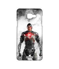 Justice League Cyborg Stance Sublime Case for Samsung C7 Pro - Multicolor