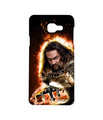 Justice League Fierce Aquaman Sublime Case for Samsung C7 Pro - Multicolor